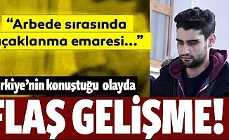 Türkiye'nin konuştuğu olayda flaş gelişme!