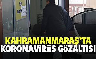 Kahramanmaraş'ta koronavirüs gözaltısı