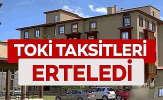 TOKİ taksitleri ile ilgili flaş karar!