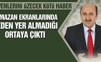 Ramazan ekranlarının sevilen ismi Ömer Döngeloğlu'nun koronavirüse yakalandığı ortaya çıktı