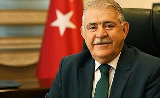 Başkan Mahçiçek, Jandarma Teşkilatı'nın 181. Yılını Kutladı