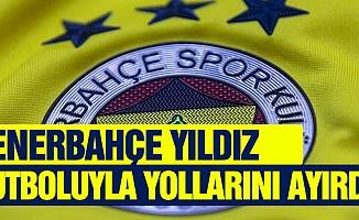 Fenerbahçe Yıldız Futboluyla Yollarını Ayırdı