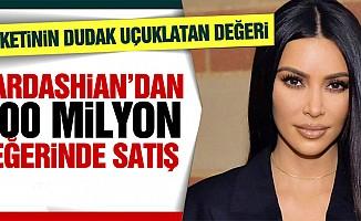 Kardashian'dan 200 Milyon Değerinde Satış