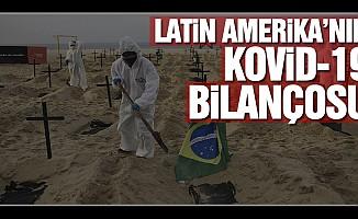 Latin Amerika'nın Kovid-19 bilançosu ve doğa'ya karşı mücadelesi