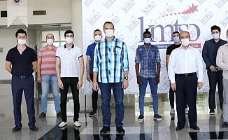 KMTSO da İhracat Satış Kampı Danışmanlık Programı Düzenlendi