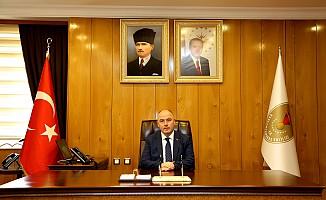 Vali Coşkun'dan 24 Temmuz Gazeteciler ve Basın Bayramı Mesajı