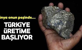 Yarısından fazlası Türkiye'de üretilecek! Dünya onun peşinde...