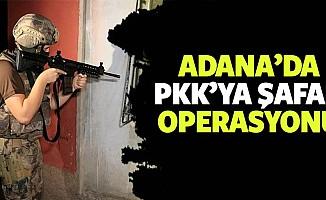 Adana'da PKK'nın gençlik yapılanmasına şafak baskını