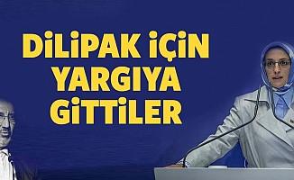 """AK Parti Kadın Kolları Başkanı Çam: """"Dilipak aleyhinde yargıya başvurduk"""""""
