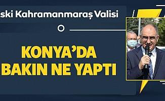 Konya Valisi Vahdettin Özkan'dan flaş açıklama!