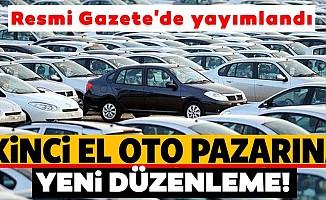 Otomobil al-sat yapanlar dikkat! İkinci el araç satışıyla ilgili yeni düzenleme
