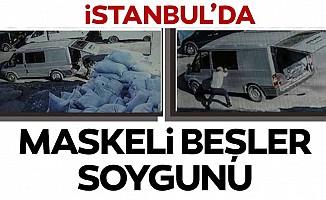 "Sultangazi'de ""maskeli beşler"" soygunu!"