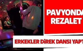 Ankara'da 'Pavyon' skandalı!