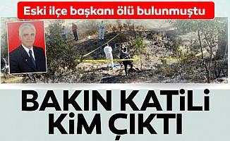 CHP'li eski ilçe başkanı cinayete kurban gitti!