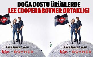 Doğa Dostu Ürünlerde Lee Cooper&Boyner Ortaklığı