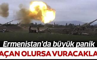 Ermenistan askeri komutanlığı, cepheden kaçan askerlerine karşı silah kullanma emri verdi!