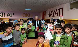 İlköğretim Haftası'nda Başkan Mahçiçek'ten Açıklama