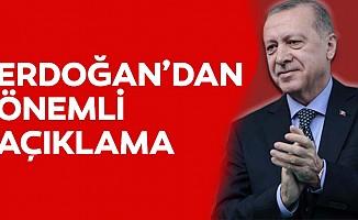 Recep Tayyip Erdoğan'dan TEKNOFEST 2020'de flaş açıklamalar