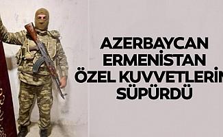 Azerbaycan, Ermenistan özel kuvvetler birliği'ni süpürdü