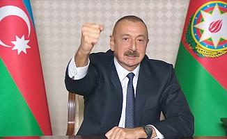 Azerbaycan Zengilan merkezini işgalden kurtardı