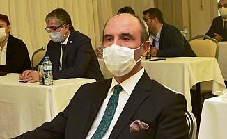Balcıoğlu'ndan ulaştırma raporu