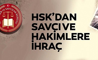 HSK'dan 11 hakim ve savcıya ihraç