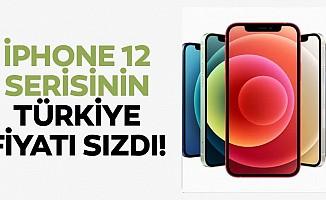 İphone 12 serisinin Türkiye fiyatı sızdı!