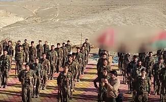 Terör Örgütü Pkk'nın Sincar'daki Kamplarını Görüntülendi