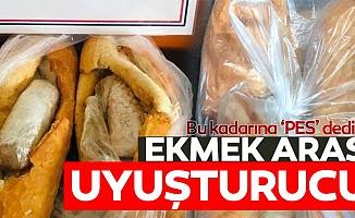 Yarım ekmek arası uyuşturucu!