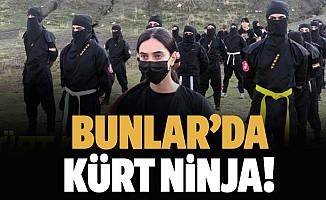 Erbil'de Kürt ninjalar uluslararası yarışmalara hazırlanıyor