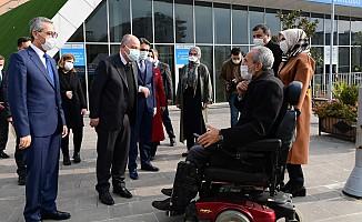 Büyükşehir'in Tüm Toplu Taşıma Araçları 'Erişilebilir'