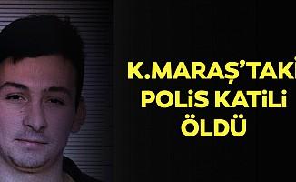 Polis katili öldü