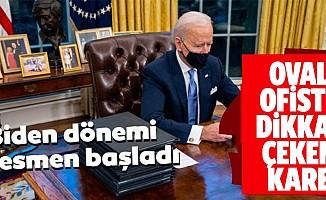 ABD Başkanı Joe Biden resmen göreve başladı