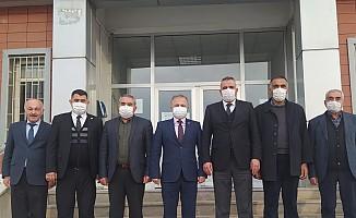 Başkan Ramazan Gürbak; '112 acil çağrı merkezi çalışanları salgının gizli kahramanlarıdır'