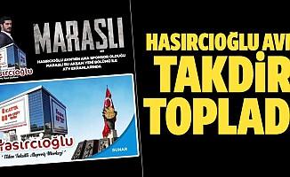 Hasırcıoğlu AVM takdir topladı