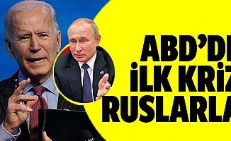 Joe Biden yönetiminin ilk krizi Rusya ile! İzahat istendi!
