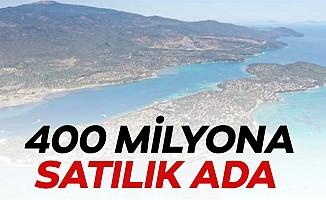 400 milyona satılık ada