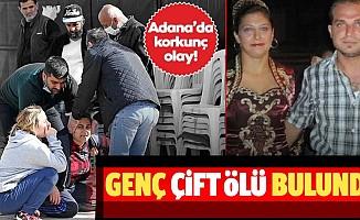 Adana'da soba faciası! Genç çift öldü