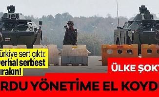 Myanmar'da ordu yönetime el koydu!