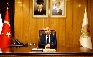Vali Coşkun'dan 23 Nisan mesajı