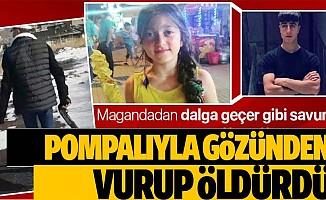 13 yaşındaki Pınar Kaban'ı gözünden vurarak öldüren magandadan pes dedirten savunma