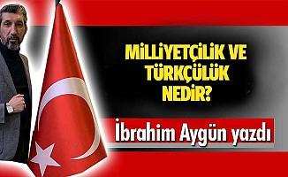 """Milliyetçilik"""" ve """"Türkçülük"""" nedir?"""