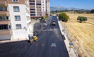 Güneşevler Mahallesinde Sokak Yenileme Çalışmaları Tamamlandı