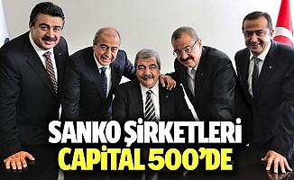 SANKO şirketleri Capital 500'de
