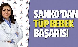 SANKO'dan tüp bebek başarısı