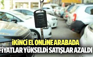 İkinci El Online Arabada Fiyatlar Yükseldi Satışlar Azaldı