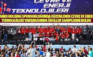 Sanko Holding Sponsorluğunda Düzenlenen Çevre Ve Enerji Teknolojileri Yarışmasında Ödüller Sahiplerini Buldu