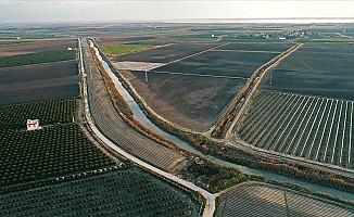 'Suya göre tarım' yapılacak