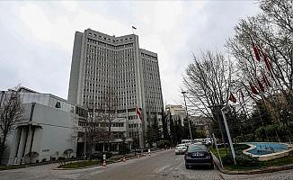 10 Ülkenin Büyükelçisi Dışişleri Bakanlığına Çağrıldı