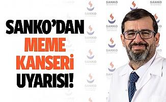 Sanko'dan meme kanseri uyarısı